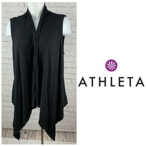 Athleta Sleeveless Wrap Vest